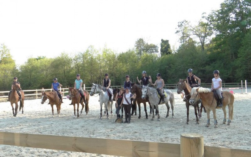 Cours Galop